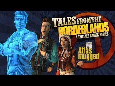 ATLAS ATRACADO | Tales from the Borderlands (Episodio 2) #1