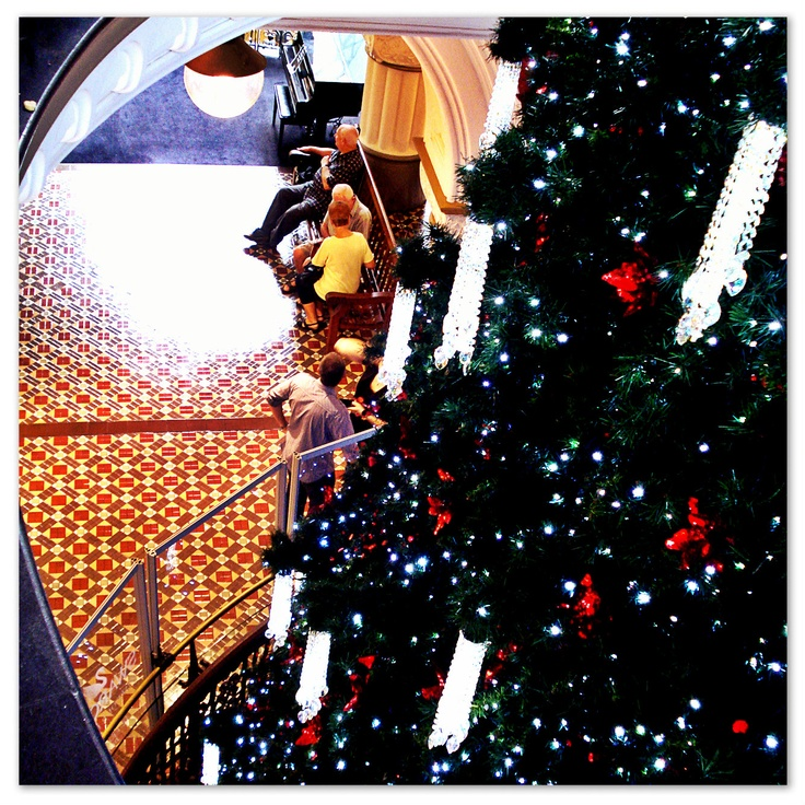 Christmas 12/12 @ Queen Victoria Building.