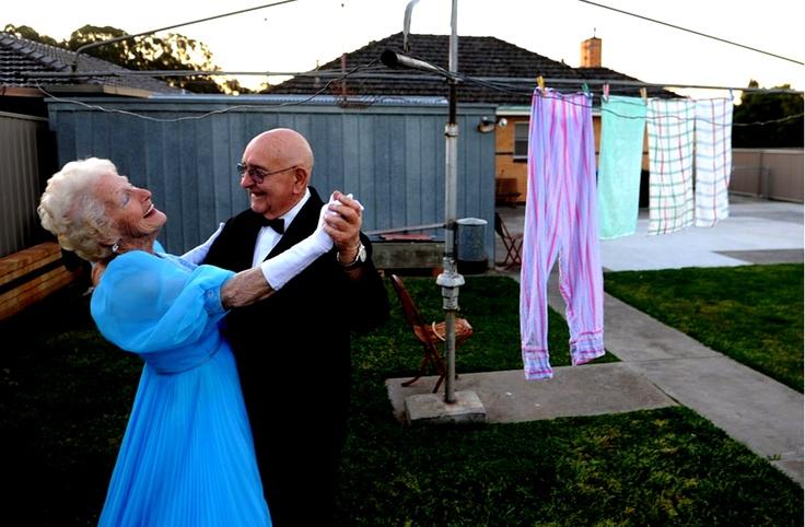 via NatGeo ~ Australian couple practice at dusk. Gorgeous: Old Age, Dance Practice, Friends, Australia, Beautiful, 40 Years, Ballrooms Dancers, Enjoying Life, Old People