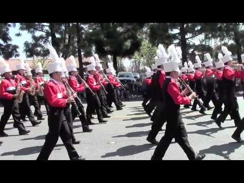 Redwood Band Swallows Day Parade - March 21, 2015