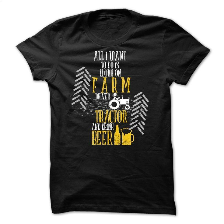 TRACTOR MAN FARMER  T Shirts, Hoodies, Sweatshirts - #clothes #plain t shirts…