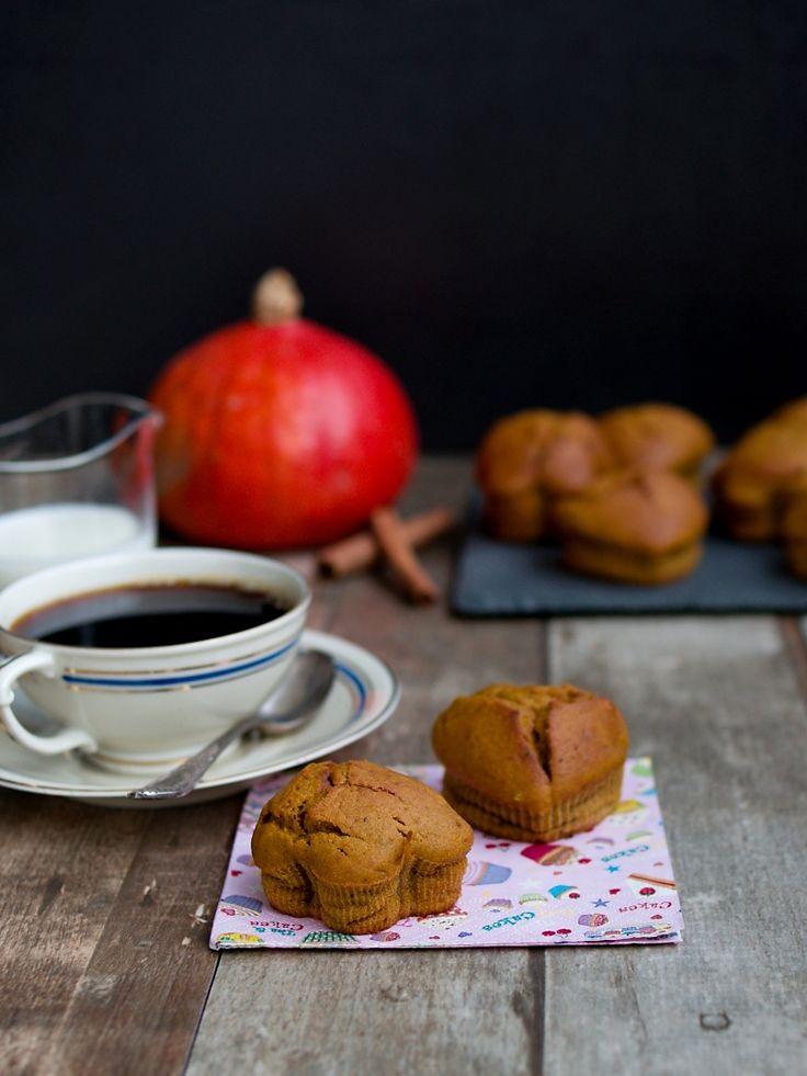 Dyňové muffiny