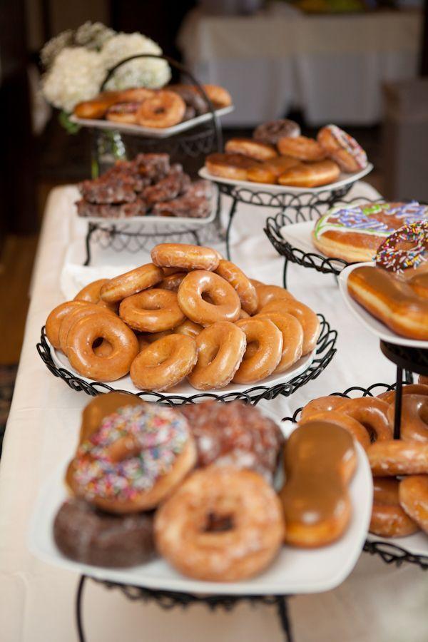 Wedding Philippines 25 Cool And Fun Donut Bar Buffet