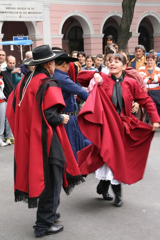 Feria de Mataderos Dancers - Argentina