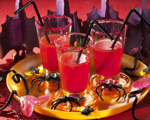Unser beliebtes Rezept für Blutige Drinks zu Halloween und mehr als 55.000 weitere kostenlose Rezepte auf LECKER.de.