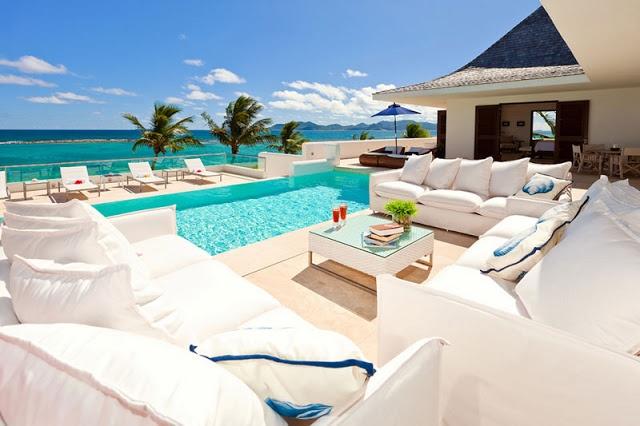 Magnificent Houses * Casas Magníficas - Caribean Le Bleu