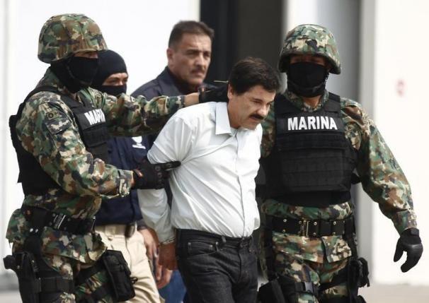El Chapo Guzman has escaped from prison.