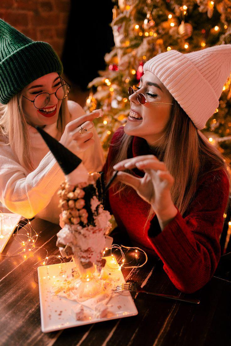 такие картинки нового года подруге хочешь слепить сладкий