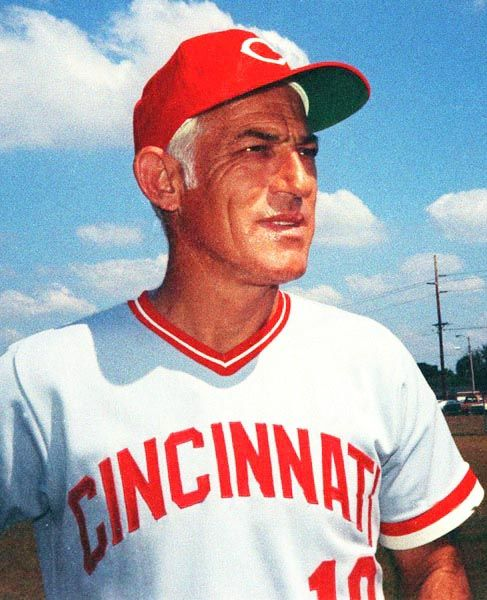 Sparky Anderson, Manager, The Big Red Machine
