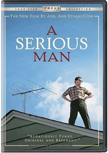A Serious Man, 2009. Classic scene when the father was in the middle of a Huge crisis & the son called to say the TV wasn't working. Catch the ABRAXAS commentary