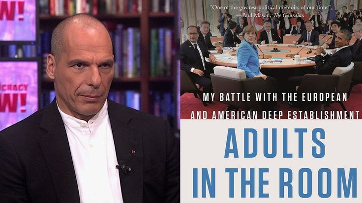 Former Greek Finance Minister Varoufakis on Catalonia, Muslim Ban and a ...The Creeks have nothing on the USA when it comes to corruption. Listen to what an expert on corruption has to say about corruption in the US.