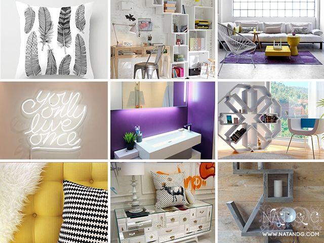 Pinterest Inspiration - Home Decor | Nat & G Inspirations