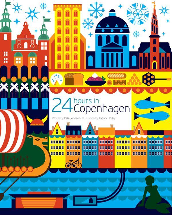 24 hours in (Copenhagen, København, Danmark, Scandinavia, Danish, Denmark, travel, Europe, city, capital, visit, beautiful, cool, awesome)