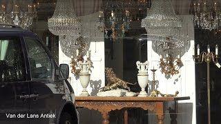 Binnenkijken bij Van der Lans Antiek.