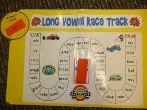 Action Fraction Race Car Game