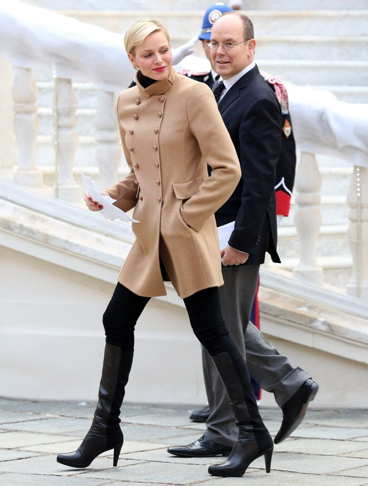 latest pictures of princess charlene of monaco - Google Search