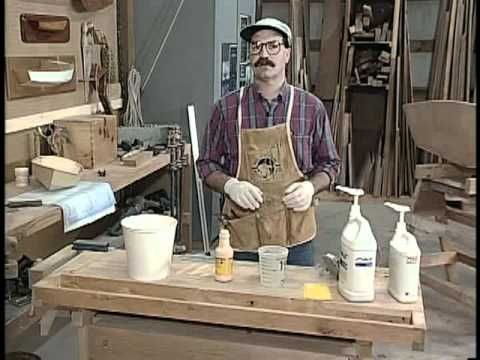 Great video showing how to build a simple and elegant small wooden boat.