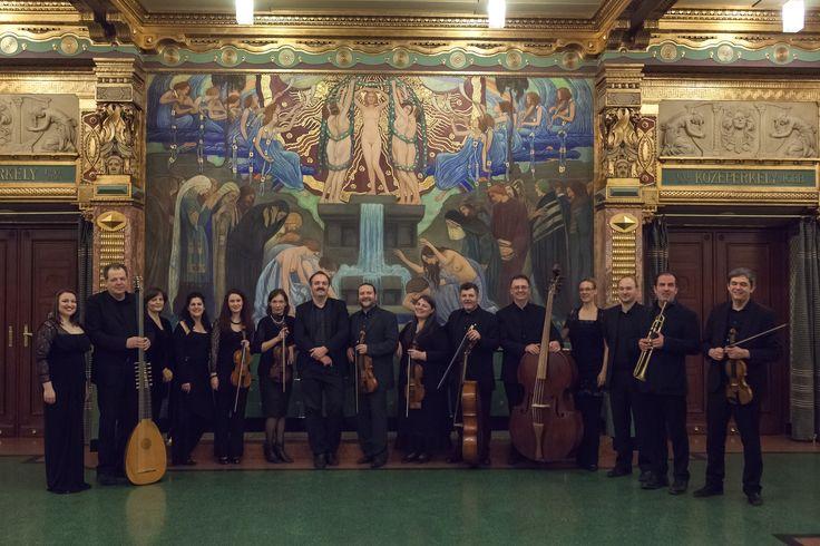 Erleben Sie die Markus-Passion von TELEMANN interpretiert von Aura Musicale Budabest (c) Balazs Mate