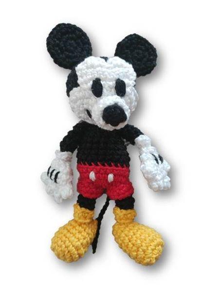 15 besten Disney und VIP Amigurumis Bilder auf Pinterest | Gehäkelte ...