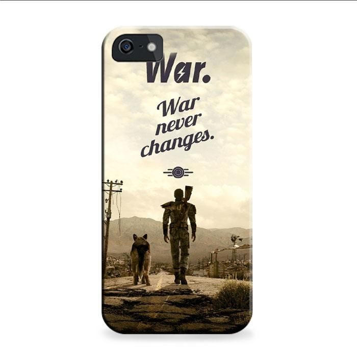 Lone Wanderer And Dogmeat Fallout iPhone 6 | 6S 3D Case