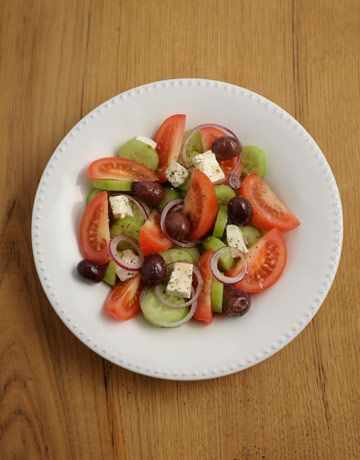 Vefa's Greek Village Salad