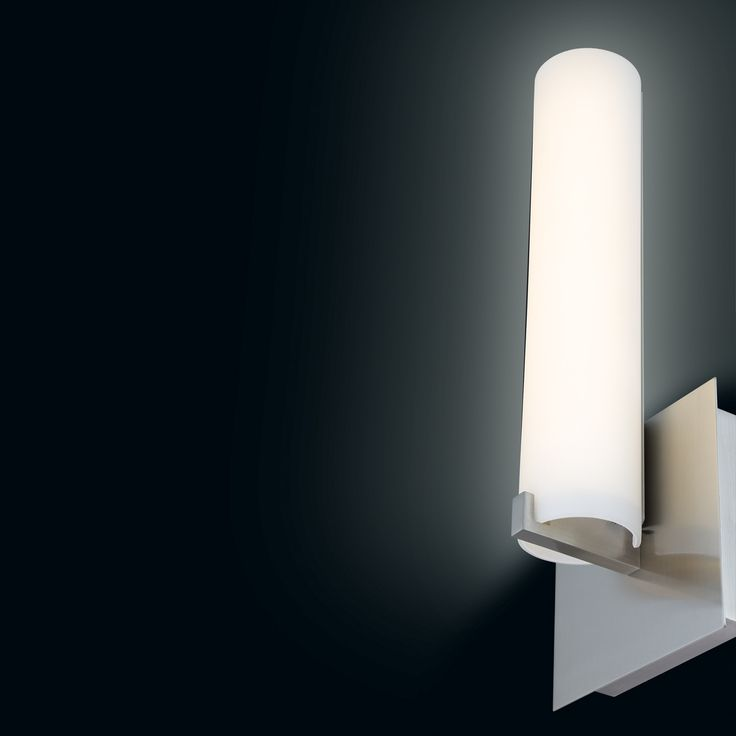 a 1light led wall sconce from the zuma collection
