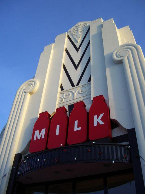 Los Angeles - Art Deco Milk Los Angeles Hotel Interior Designs