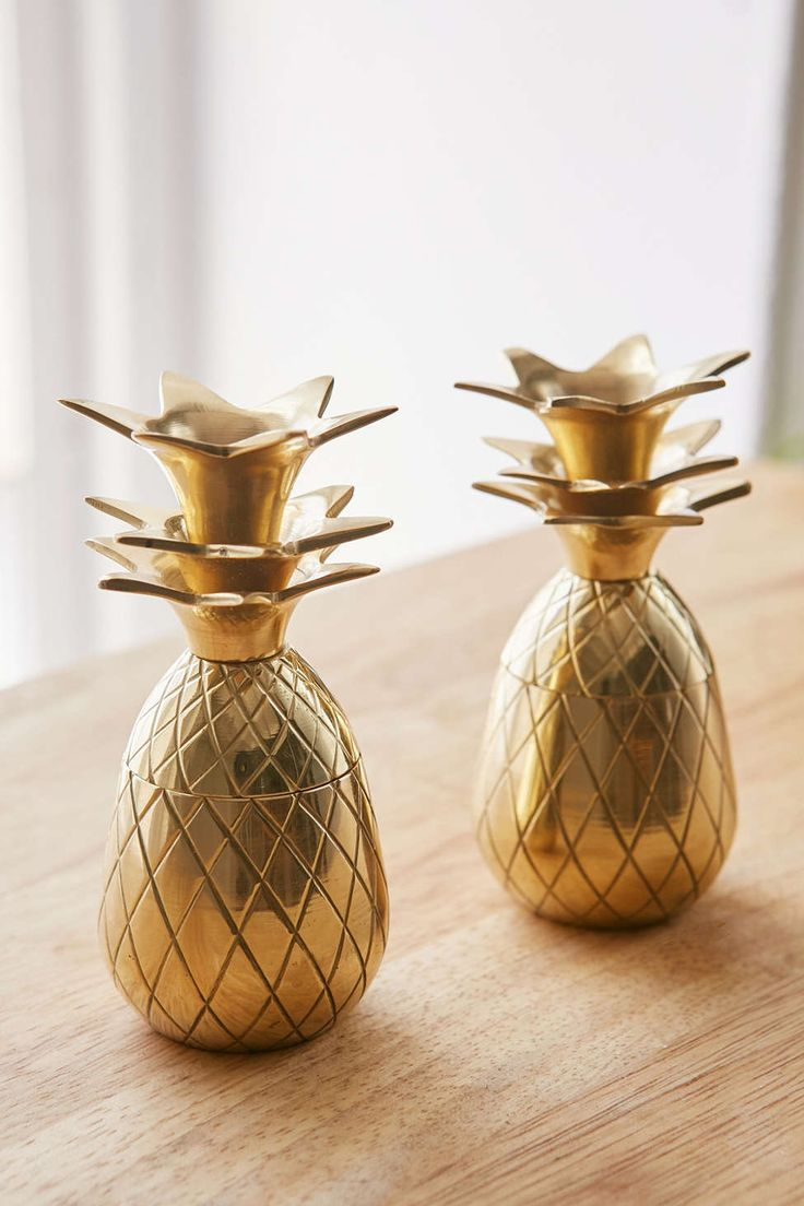 pineapple shot glasses set