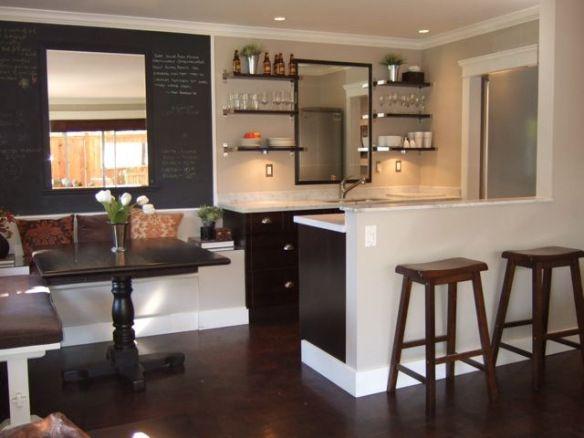 kitchen makeover, slimpaley.com