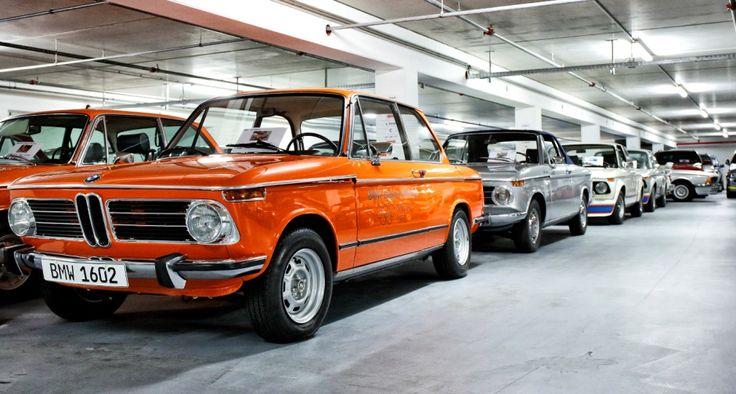 Machen Sie mit bei unserem Rundgang durch das Geheimlager von BMW | Classic Driver Magazine