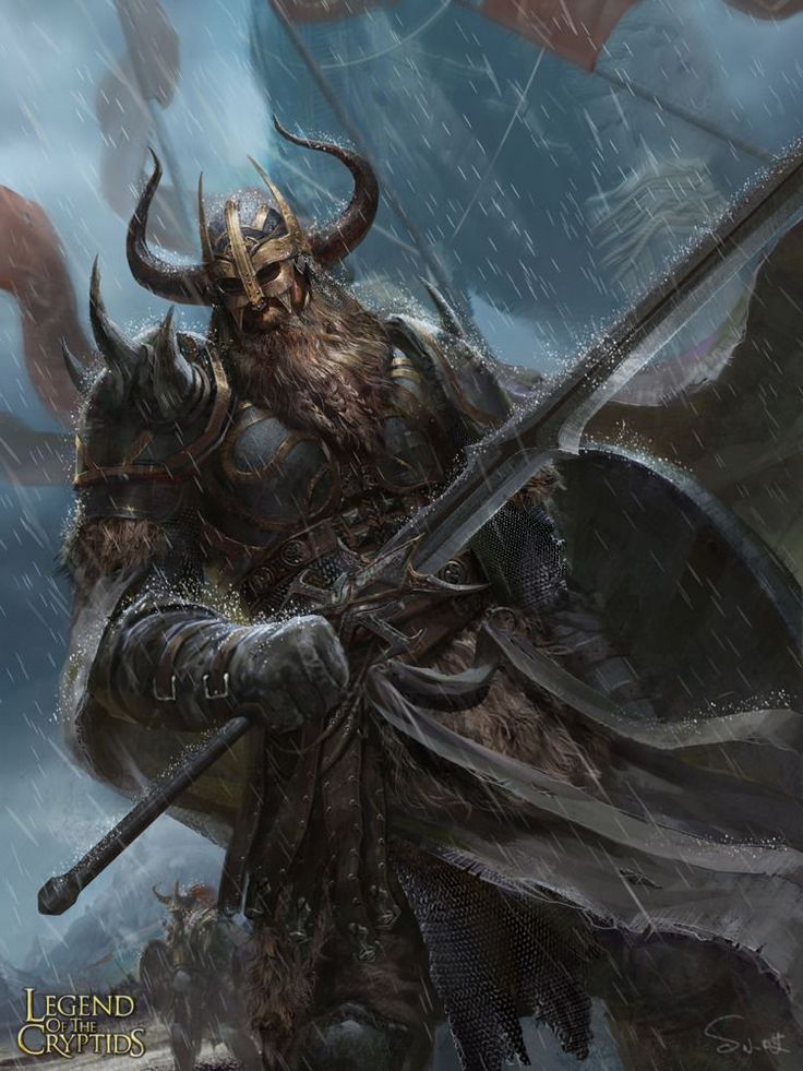 Symmetrical Art | Fantasy warrior, Viking art, Vikings