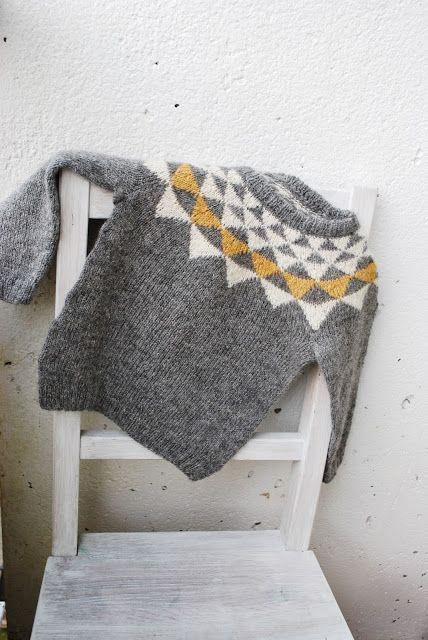 maria carlander: Lykkes tröja och min klänning