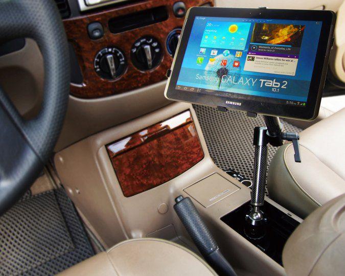 Universal Tablet Mount Cup Holder Mount Vehicle Mounts Tablet