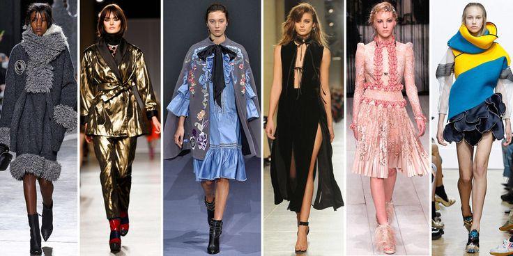 AW16 London Fashion Week Trends