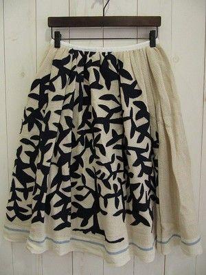 Mina Perhonen - Puu skirt