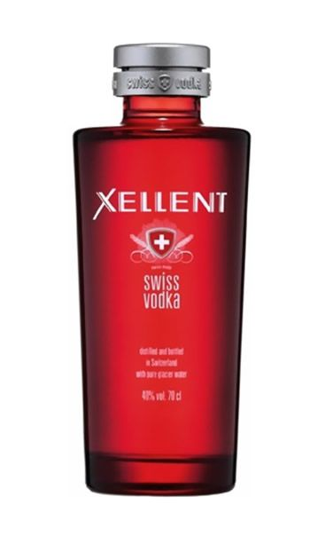 Xellent Swiss Vodka - Best Vodka Brands From Swizterland - #XellentSwissVodka #XellentSwiss #Vodka