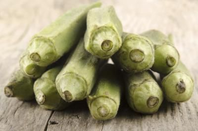 Nutrition of Freeze Dried Okra