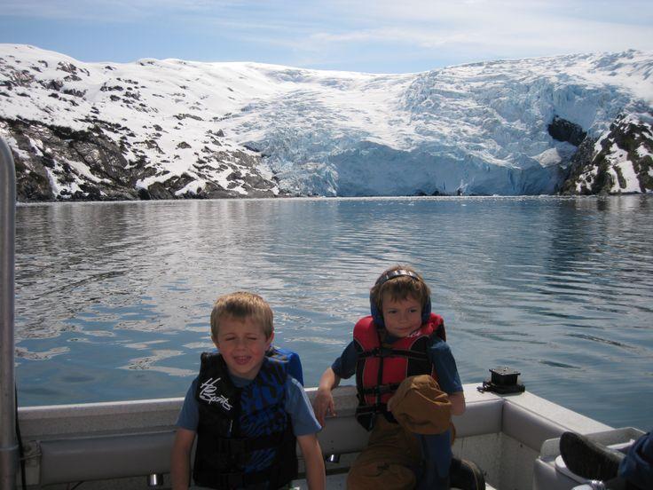 Alaska boating safety fun! #LifeJackets #Alaska #Boating
