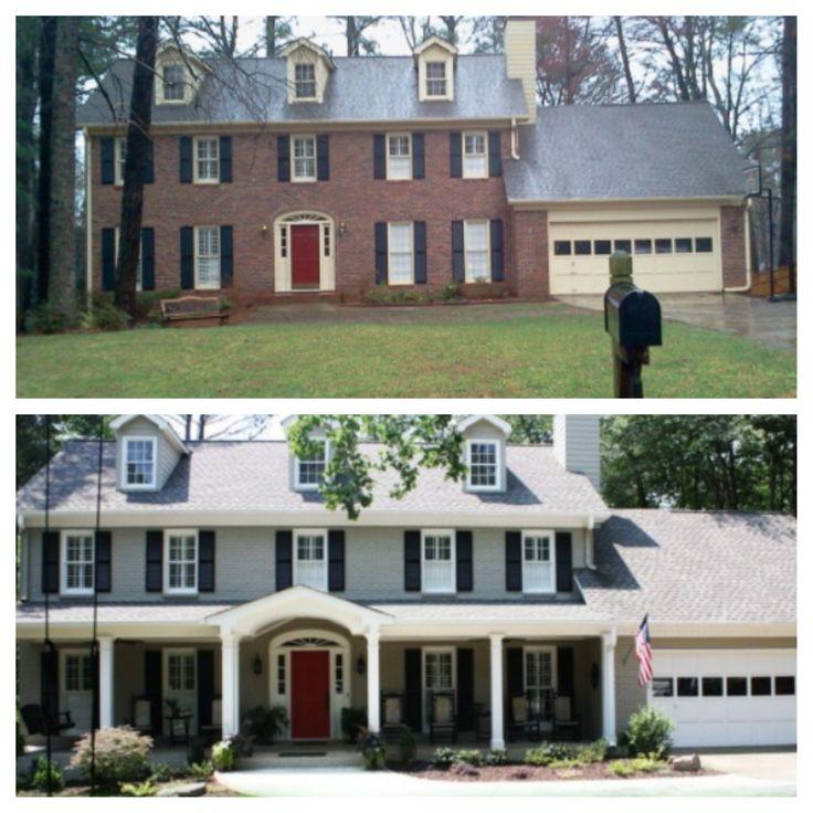 68 best house exterior images on Pinterest Front porches Front