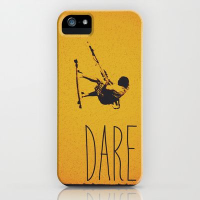 Dare iPhone & iPod Case by Nuam
