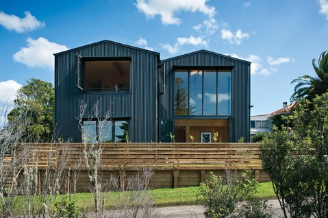 New Zealand architect Davor Popadich