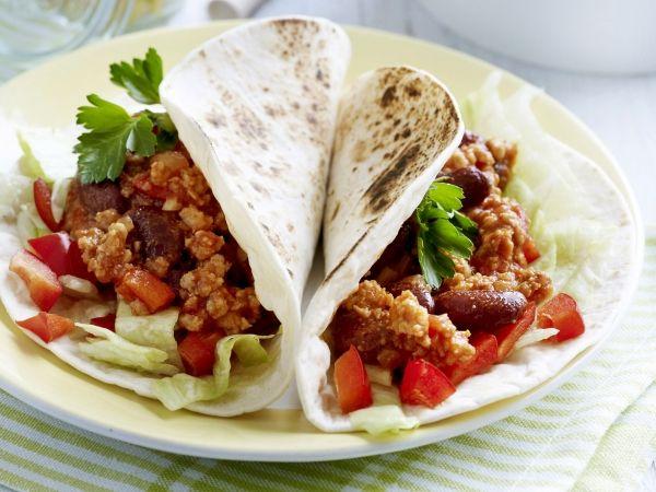 Chili con carne met een Mexicaans slaatje - Libelle Lekker!