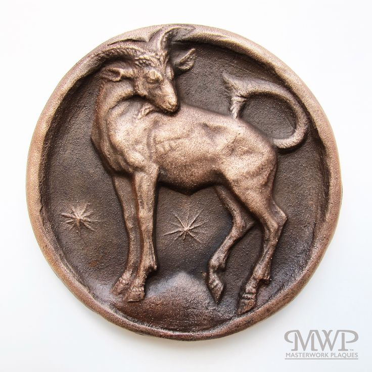 aries & capricorn | contact us at masterworkplaques@gmail.com for all purchasing inquiries.