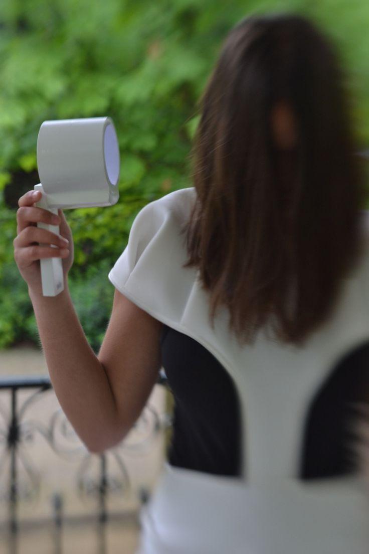 Robin Alexandra van Dam - Product Design - Hair Dryer