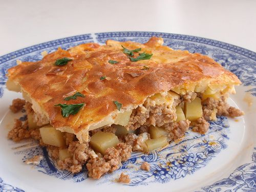 Moussaka «In the kitchen of my family