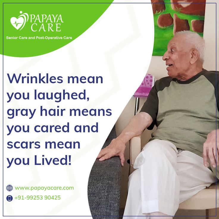 Wrinkles mean you laughed, gray hair means you cared and