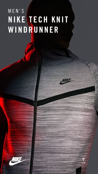 Download the Nike Sportswear Tech Book to see more.