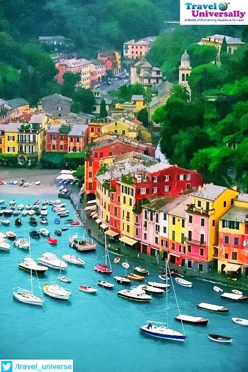 Portofino, Italy  Italy is always been one of the unique travel destinations among the Tourists. Whether it's Yachts, friendly people or celebrating every moment with Beer drinks , You can get all here in Italy.