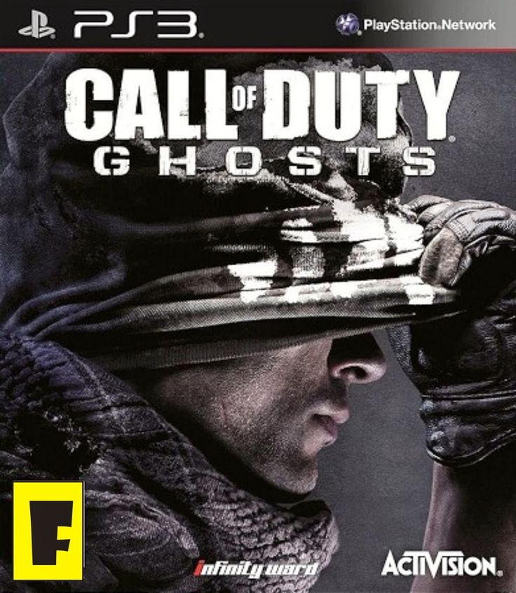 Call of Duty Ghosts   PS3 ISO Games Download