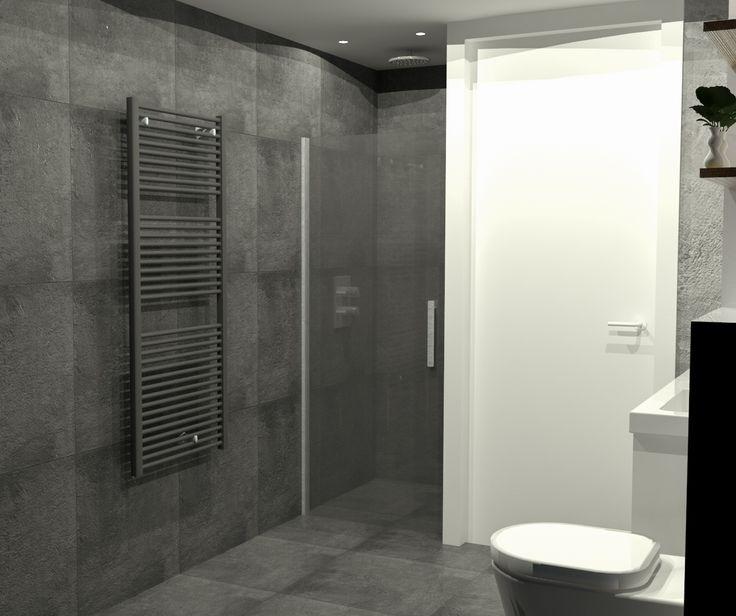 Badkamer 3D visualisatie - behoud de vrijheid van leverancier door een 3D ontwerp te laten maken door een onafhankelijke partij.